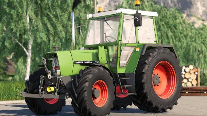 Fendt Farmer 30X V1.0