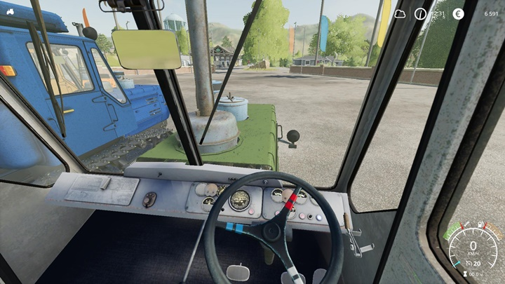 T-150 Tractor V1.5