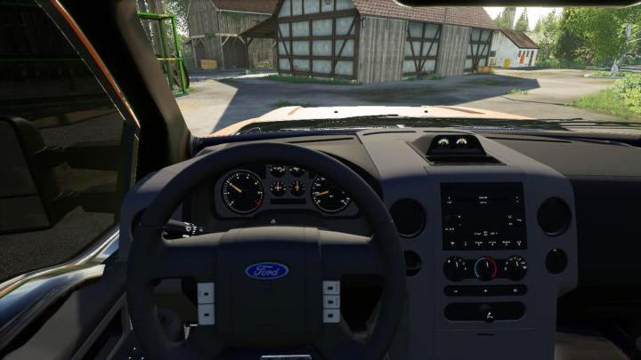 2011 Ford Superduty Lawncare V1