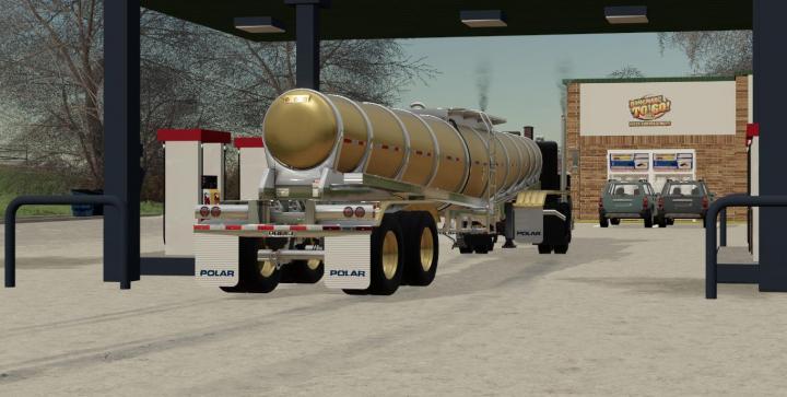 Polar Deep Drop Tanker V1
