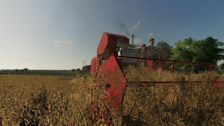 Vistula Kzb 3 Harvester V1.0