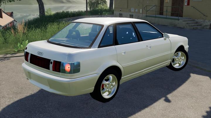 Audi RS2 V1