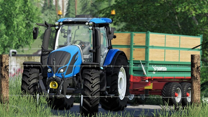 Farmtech Superfex 600 Trailer V1
