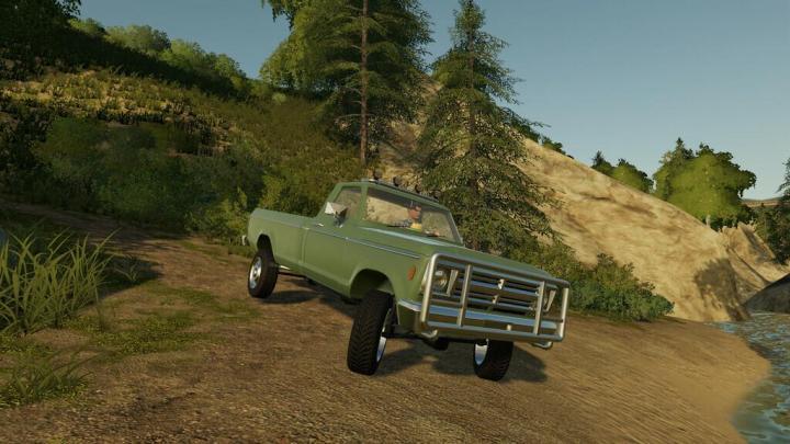 Rodeo Pickup V1.1