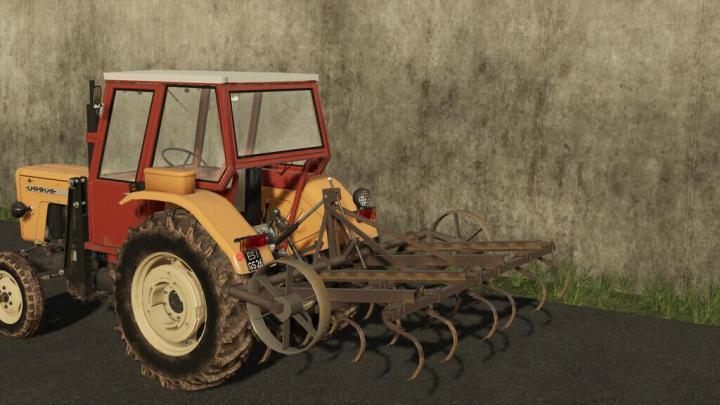 Lizard Sam 20M Cultivator V1.1