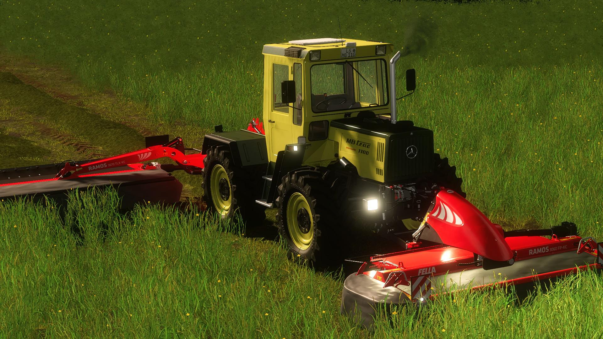 MB Trac 1100 V1