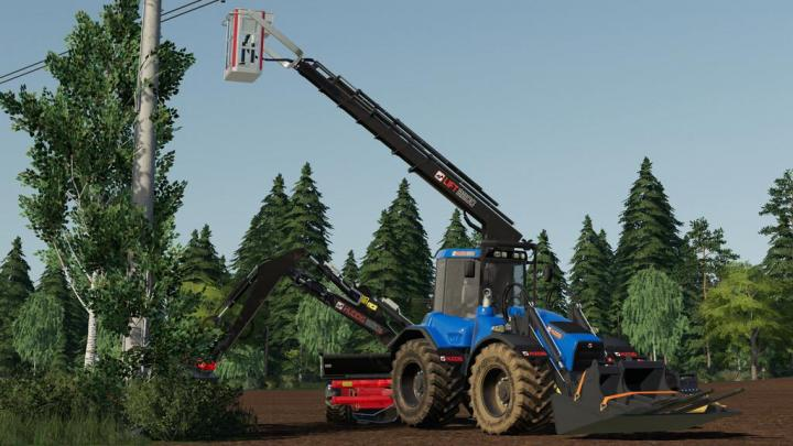 Huddig 1260E V2