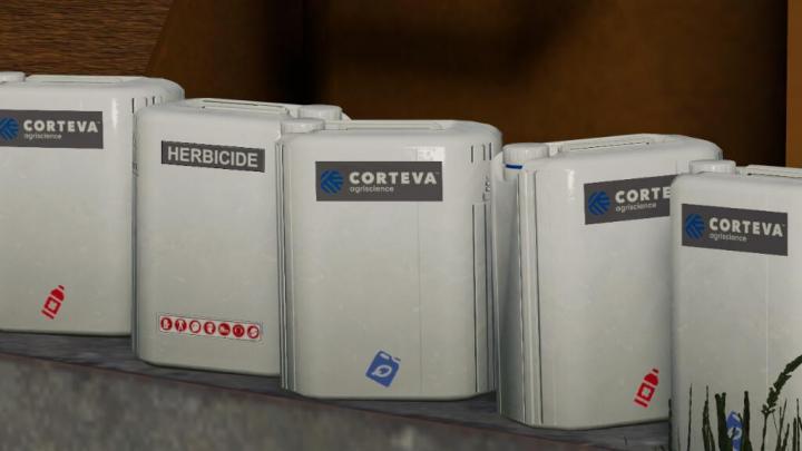 Corteva Gallon Fertilizer And Herbicide 20L V1