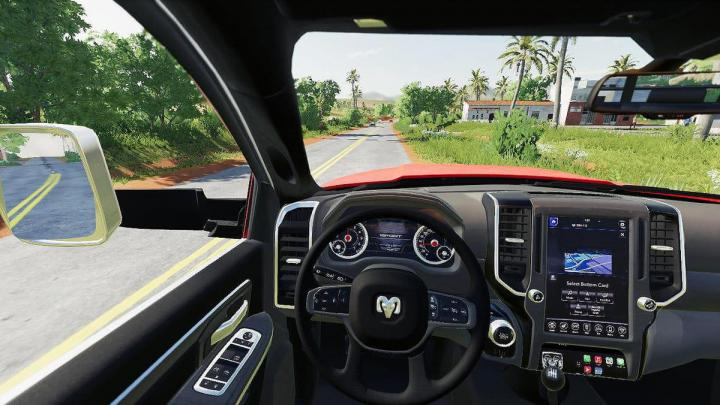 2019 Dodge Ram 3500 Emr Offroad Addition V1