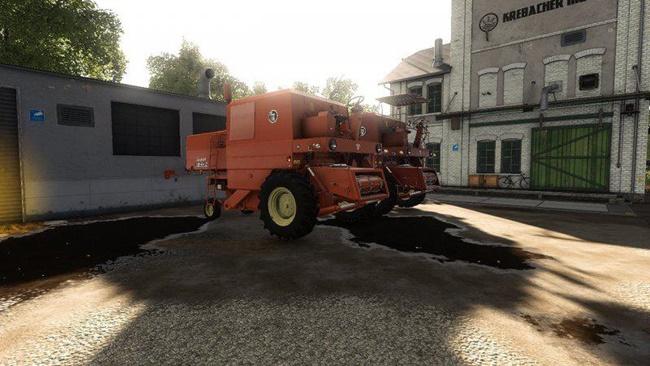 Bizon Z056 Harvester V1
