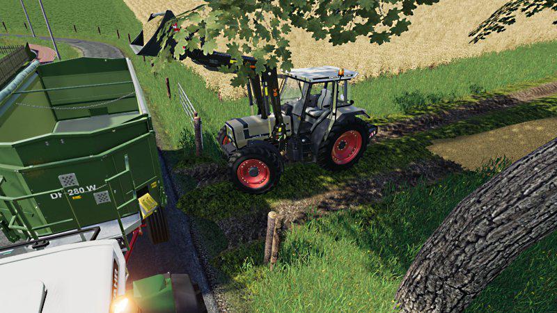 Deutz-Fahr Agrostar 6.11 - 6.31 Tractor V1.0.3