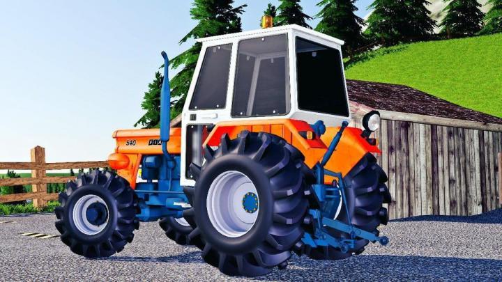 Fiat 420 Tractor V1