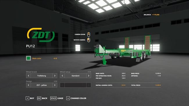 ZDT PU12 V1.0.1.0