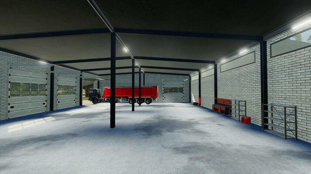 Large Machine Hall V1.1