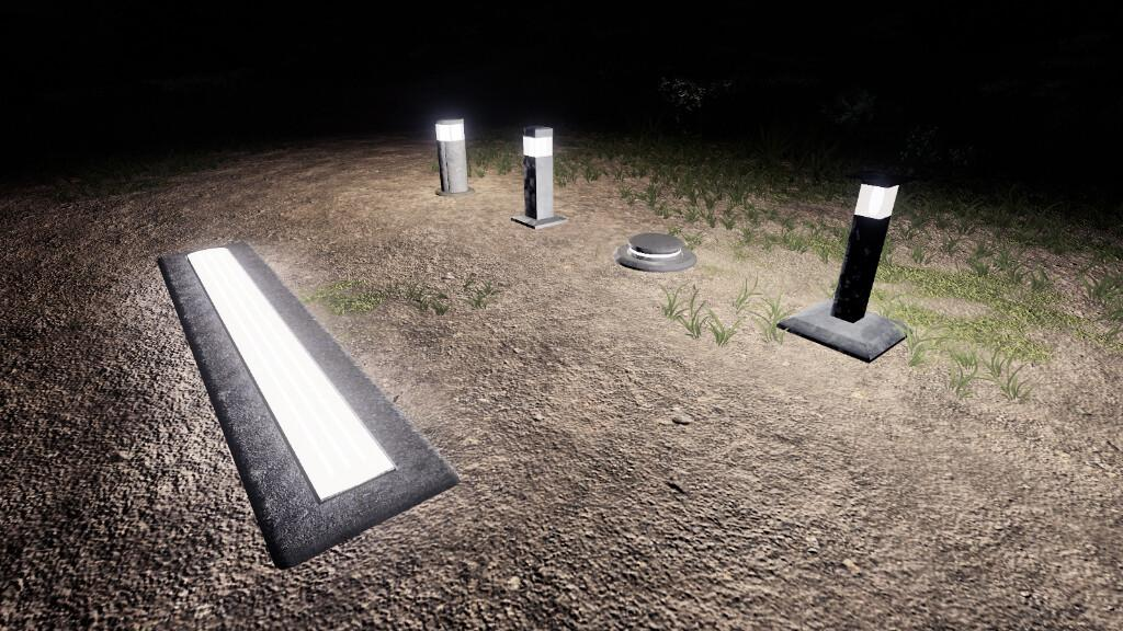 Automatic Floor Lamps V1.0.0.2