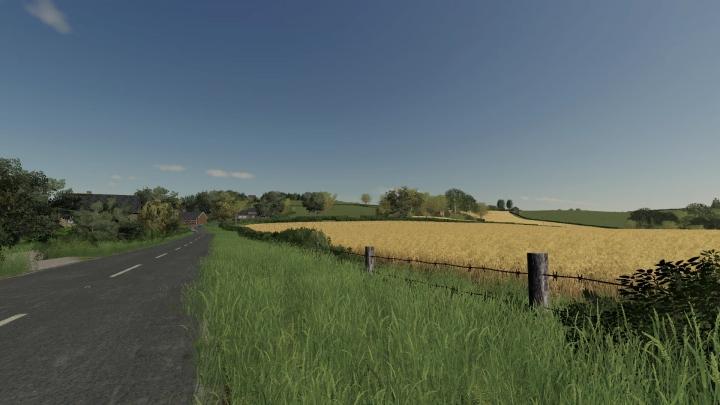 CPF - Coldborough Park Farm Map V2.0