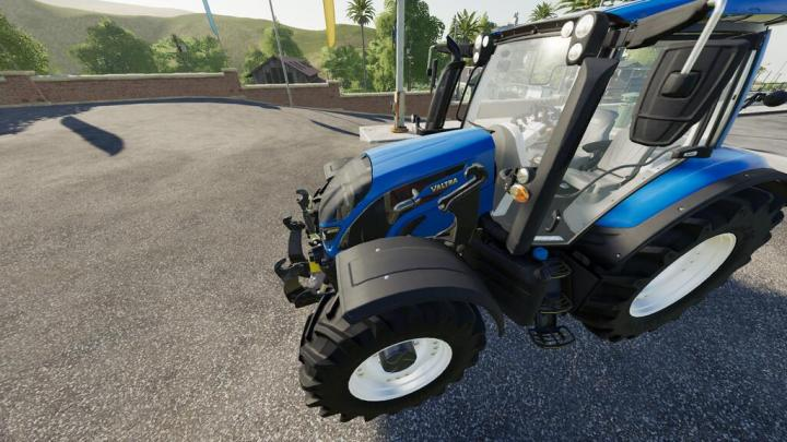 Stoll Frontloader Console (Prefab) V1