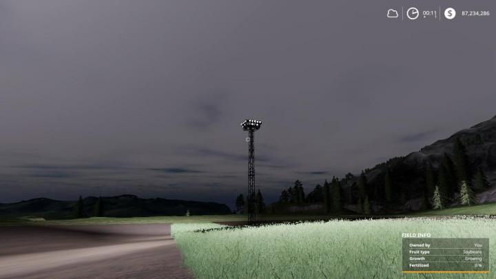 360 Degree Flood Light V1.0