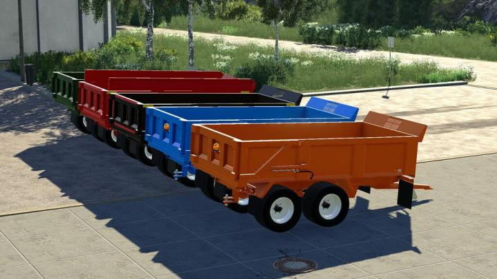 Lizard Ct14 Trailer V1.0