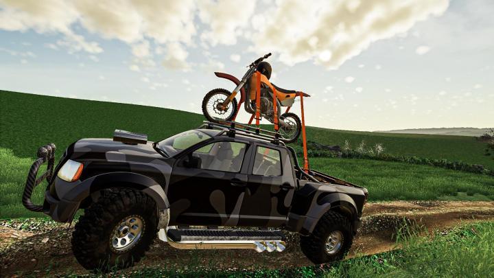 Motocross Dirt Bike V1.0