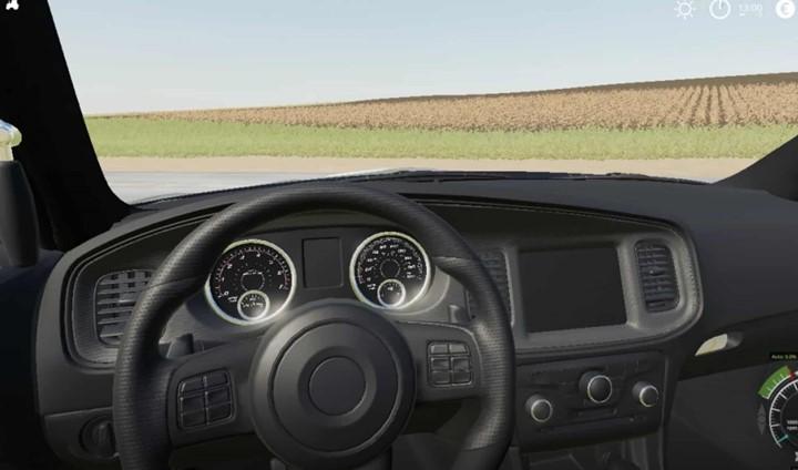 Dodge Charger US-Police V1.0