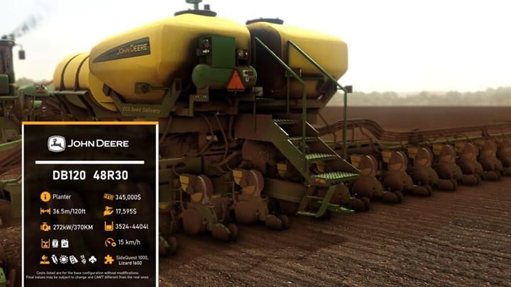 John Deere DB120 V1.0