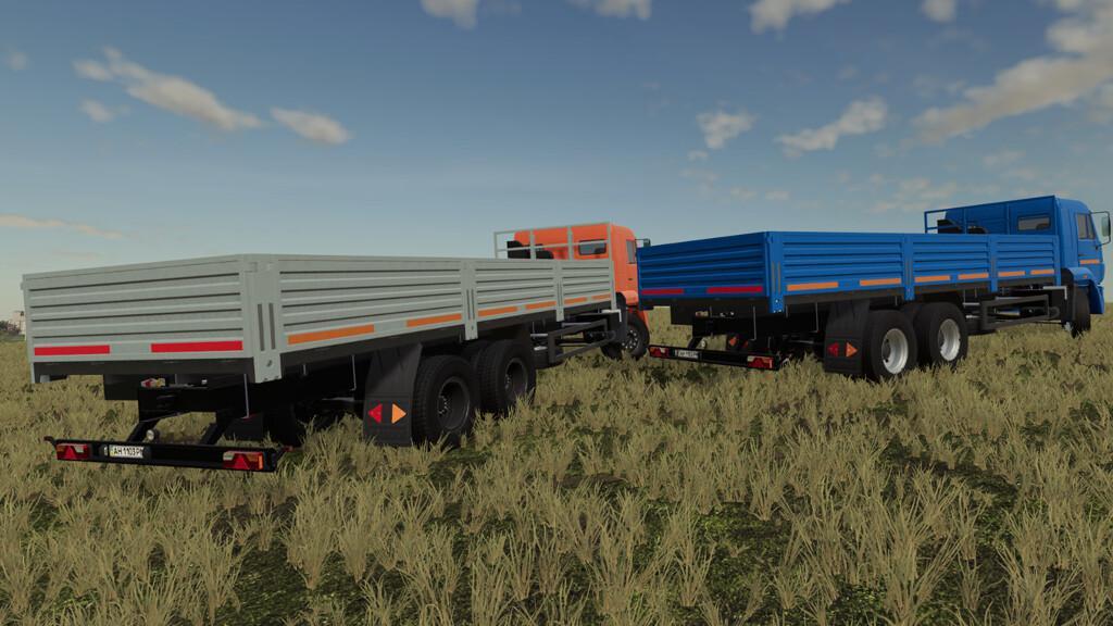 Kamaz 65117 Truck V1.0.1.0