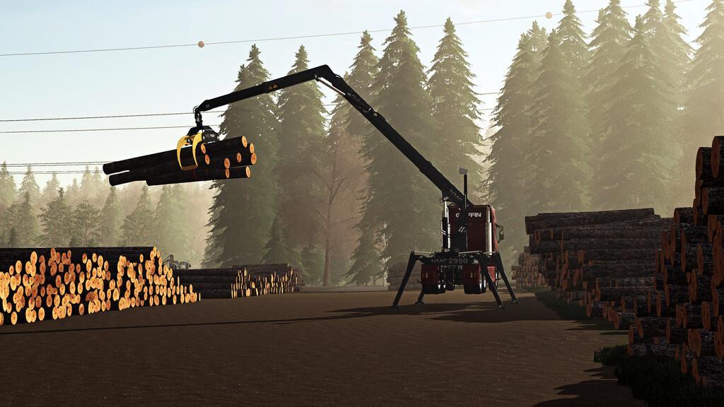 NMC Timber Loader V1
