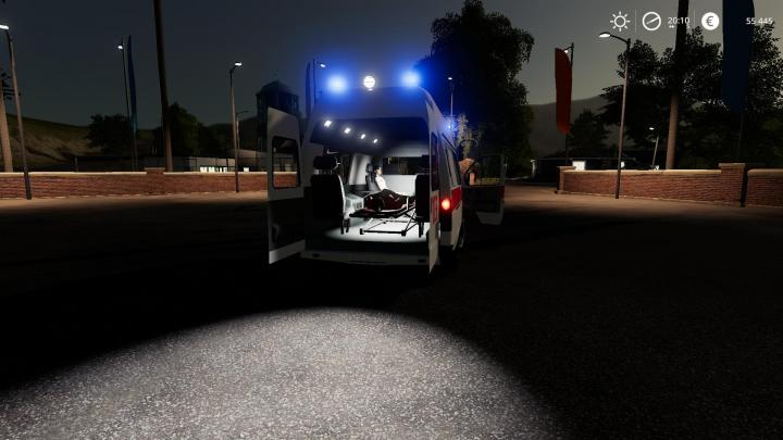Gazelle Ambulance V1