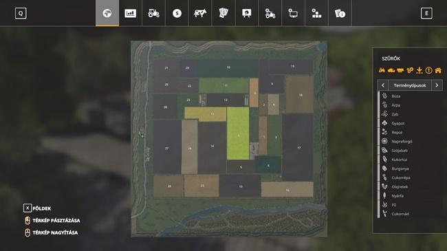 Agrar TSZ Map V1