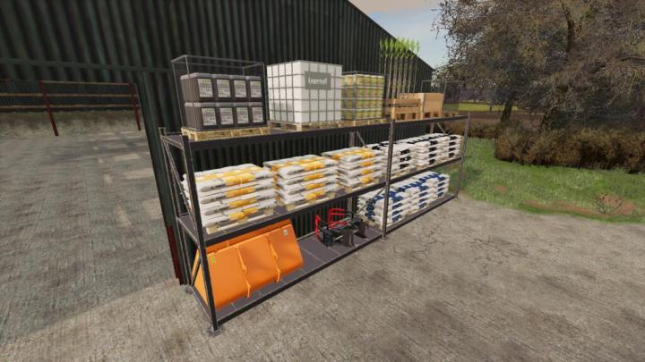 Rack Pack V1.0