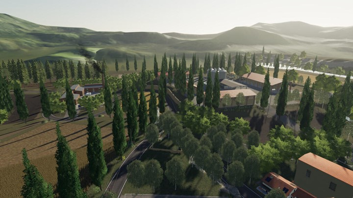 Hills Of Italy Map V1.1