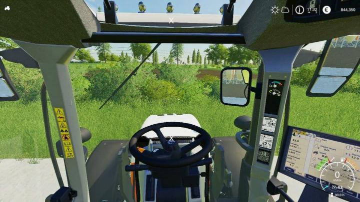 Steyr Expert Cvt Tractor V1.0