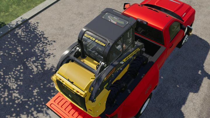 2017 Chevy 2500 Hd Regular Cab Fixed V1.0