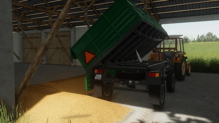 A Large Polish Barn V1.0